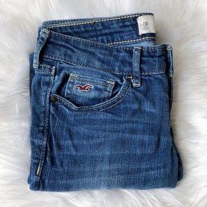 Hollister Super Skinny Jeans // Waist 24 Length 31